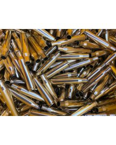 270 Winchester Fired Brass(100 count) FREE TUMBLE CLEANING!