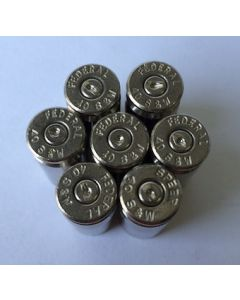 40 Smith and Wesson Nickel Plated Law Enforcement Brass(500 pcs)