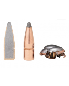 Hornady .308 Caliber 150 Grain Interlock Spire Point100 count)