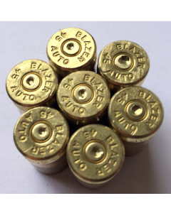 45 ACP Small Primer Fired Brass(500 count) FREE TUMBLE CLEANING!