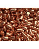 9MM 115 Round nose plated bullets for reloading