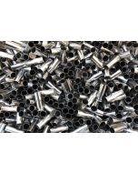 38 Special Nickel Plated Fired Brass(500 count) FREE TUMBLE CLEANING!